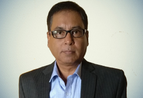 Ashim Dutta, Co-Founder & Head Marketing, AB Hospital