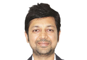 Sujit Jain, Chairman & MD, Netsurf Communications