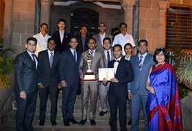 Atithya - A Reflection Of Hospitality By AISSMS College Of Hotel Management And Catering Technology, Pune