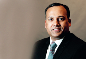 Abhishek Agarwal, Senior Vice President, Judge Group