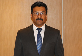 Shibu Paul, Vice President – International Sales, Array Networks