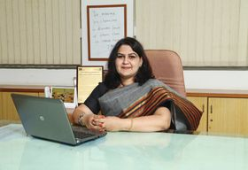 Dr. Purvi Pokhariyal, Director & Dean, Institute of Law - Nirma University