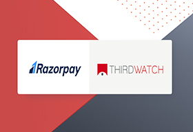 Razorpay Announces its First Acquisition with Gurgaon based  AI startup, Thirdwatch