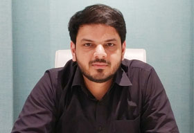 Mr. Ankush Tyagi, Managing Director - T&T Infrazone Private Limited Group