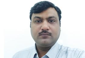 Vineet Aggarwal, Head - IT, SRL