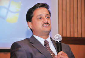 Krishna Kumar  Director,   Architecture and Technology Office,   Custom Development,   SAP LABS INDIA