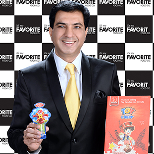 Favorite Food Company: Innovative Candies with Innovative Toys to Kindle the Creative Minds