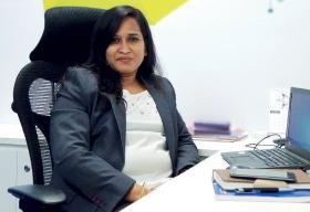 Priya Dronadula, Vice President, IT & Operations, Sodexo Benefits and Rewards Services, India
