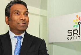 Sashi Reddi, Founder & Managing Partner, SRI Capital