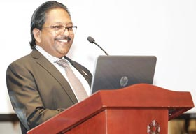 Prof Christopher Abraham, CEO & Head - Dubai Campus, S P Jain School of Global Management