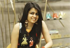 Natasha Jain, Co-founder, Bent Chair