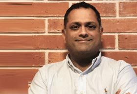 Aditya Vazirani, CEO, Robinsons Global Logistics