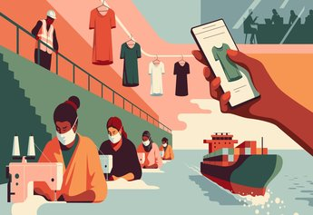 Fashion Industry is experiencing Changes due to the Ongoing Pandemic