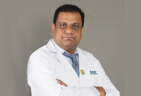 Dr. K S Harshith, Consultant Internal Medicine, Aster RV Hospital