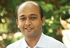 Jinesh Shah, Managing Partner, Omnivore
