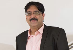 Mahesh M, CEO, Creaticity