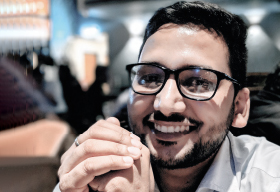 Dhruvil Sanghvi, CEO, LogiNext