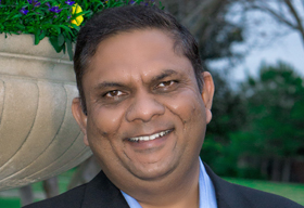 Sudhir Goel, Granite Director of IT Infrastructure and Operations, Granite Construction
