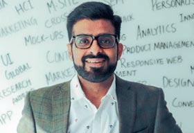 Nitin Sethi, Vice President - Digital, Indigo Airlines