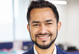 Rohit Paranjpe, Co-founder & CEO, SugarBox