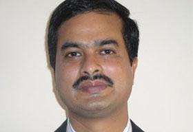 Chandra Kishore Prasad, Regional GM, RailTel Corporation
