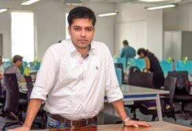 Kaustabh Chakraborty, Senior VP - Operations, Urban Ladder