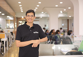 Mayank Kumar, Co-founder & MD, upGrad