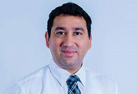 Niranj Sangal,  Group CEO,  OMA Emirates Group.