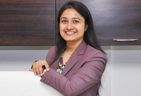 Arushi Jain, Executive Director, StayHappi Pharmacy
