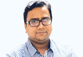 Sanju Pillai, CEO, movingDneedle