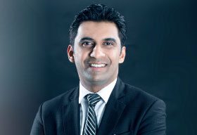 Shripal Gandhi, Founder & CEO, Swipe Technologies
