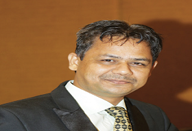 Kailash B Gupta, CFO, INOX Leisure Limited