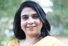 Meera Tenguria, Founder, Aarohan Communications