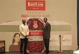 Kurl-on to Invest 200 Crores in Innovation and new Technology to Double Product Portfolio in the Next Two Years