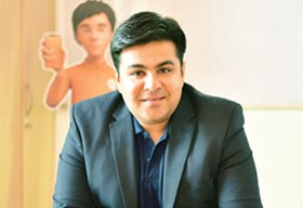 Sameer Aggarwal, Founder and CEO, RevFin