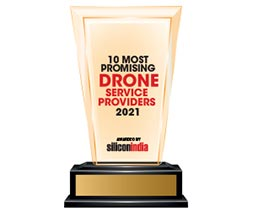 10 Most Promising Drone Service Providers - 2021