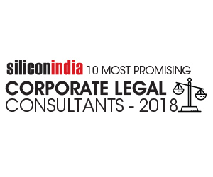 10 Most Promising Corporate Legal Consultants  - 2018