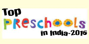 Top Preschools in India 2016-September