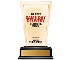 10 Best Same Day Delivery Startups - 2020