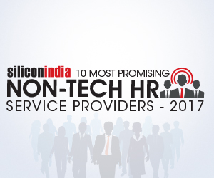10 Most Promising Non - Tech HR Service Providers – 2017