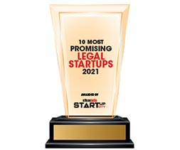 10 Most Promising Legal Startups - 2021