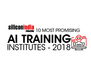 10 Most Promising AI Training Institutes - 2018