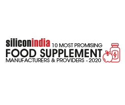 10 Most Promising Food Supplement Manufacturers & Providers – 2020