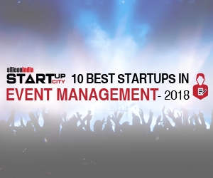 10 Best Startups in Event Management - 2018