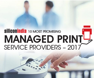 10 Most Promising Managed Print Service Providers - 2017