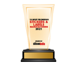 10 Most Promising Stickers & Labels Manufacturers - 2021