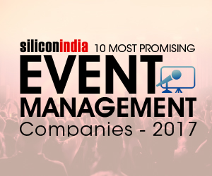 10 Most Promising Event Management Service Providers – 2017