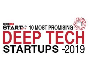 10 Most Promising Deep-tech Startups - 2019
