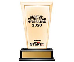 Startup Of the Year - Hyderabad - 2020