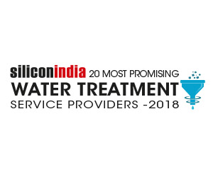 20 Most Promising Water Treatment Service Providers - 2018